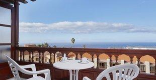 SUITE JUNIOR  GARDEN / POOL VIEW Hotel Coral Teide Mar