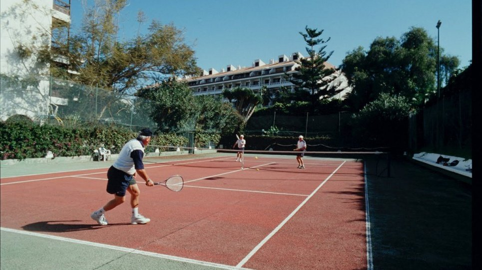 TENNIS COURT Hotel Coral Teide Mar