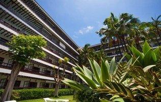Facade Coral Teide Mar Hotel