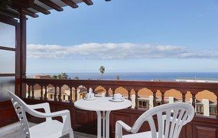 Balcony Hotel Coral Teide Mar