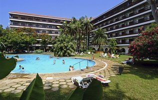 Swimming pool Hotel Coral Teide Mar