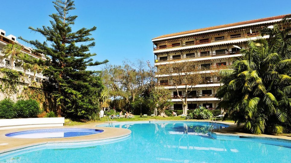 OUTDOOR SWIMMING POOL Hotel Coral Teide Mar