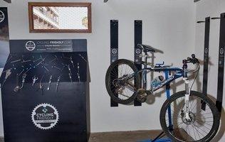 Cycling friendly Coral Teide Mar Hotel