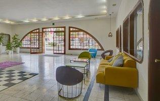 Lobby Hotel Coral Teide Mar